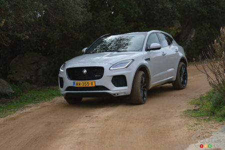 2018 Jaguar E-PACE: We Drove it, and We're Sold